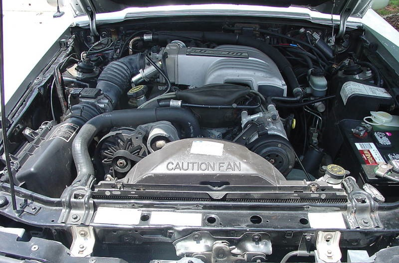 1988 Ford Mustang E-code 5.0L V8 Engine