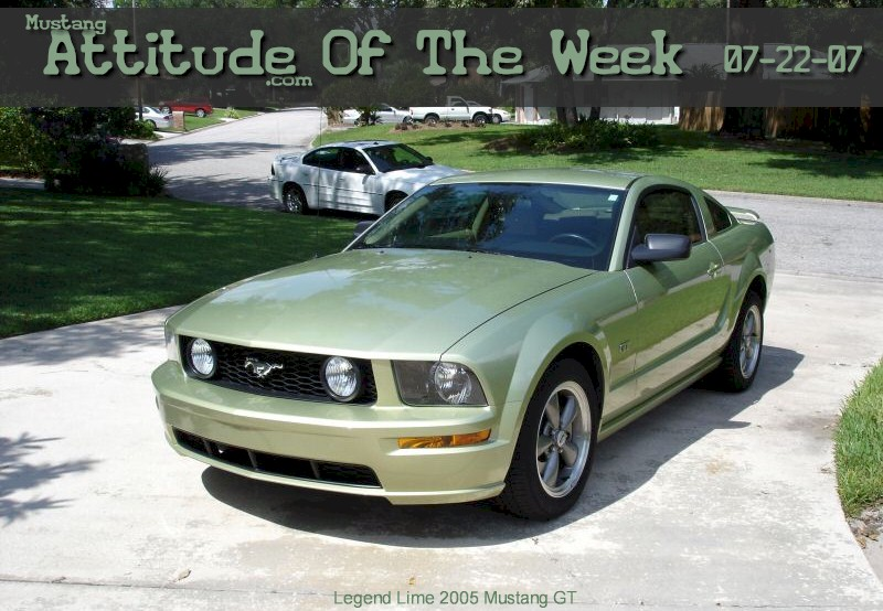 Legend Lime 2005 GT