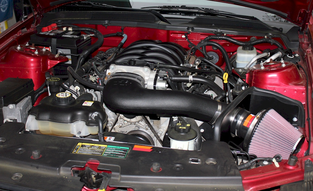 2005 Mustang GT Engine