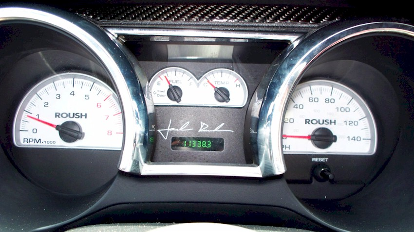 Roush Gauges
