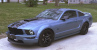 2005 Windveil Blue Mustang GT