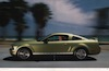 Legend Lime 2005 Mustang V6 with Pony Package