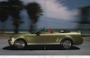 Legend Lime 2005 Mustang V6 convertible