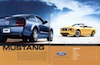 Page 2 & 3: 2006 Ford Mustang Promotional Brochure