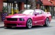 Molly Pop Pink 2007 Saleen S281 Extreme Mustang Coupe
