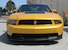 Yellow Blaze 2012 Mustang Boss 302