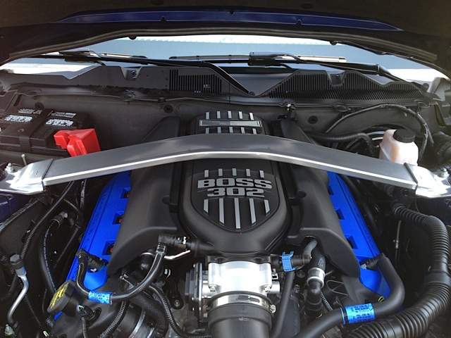 2012 Boss 302 Engine