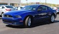 Deep Impact Blue 2014 Mustang V6 coupe